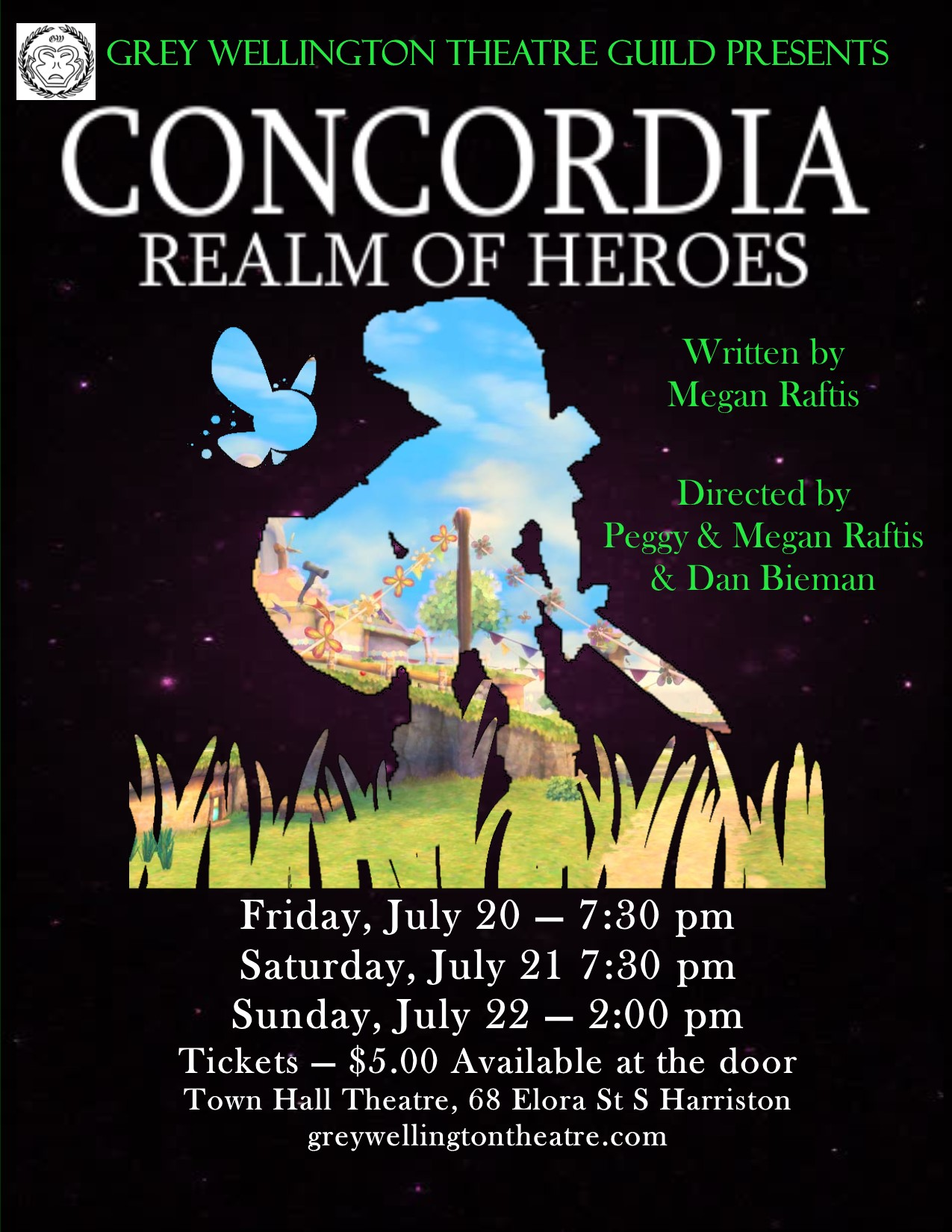 Concordia Realm of Heroes