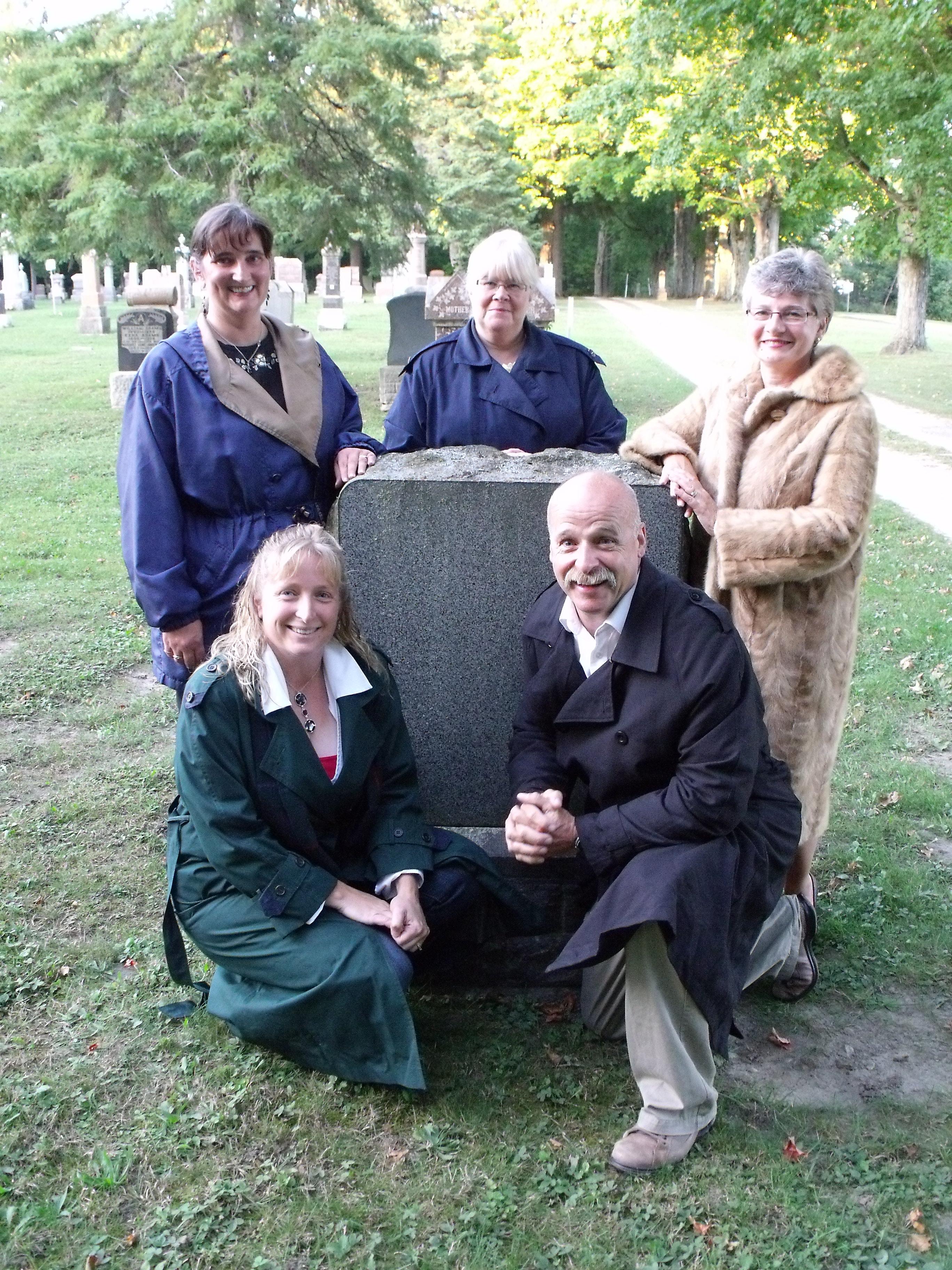 Cemetery Club cast 2009
