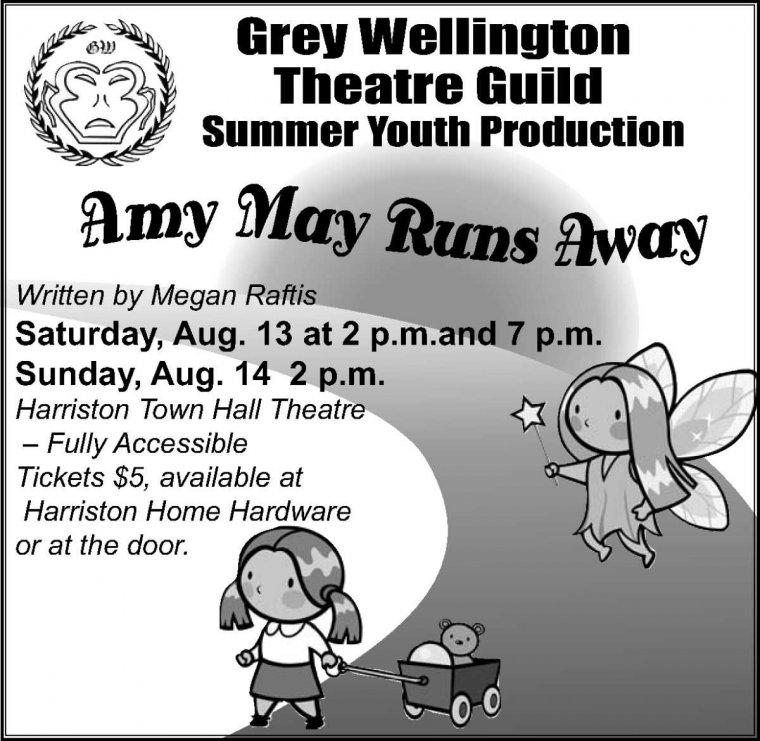 Amy May Runs Away 2011