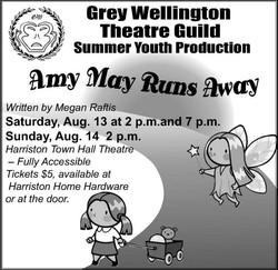 Amy May Runs Away 2011