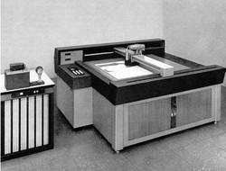 Zeichenautomat ZUSE Z 64 G4/S