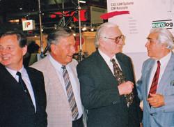 """1992 auf der """"Systems 92"""" in München"""