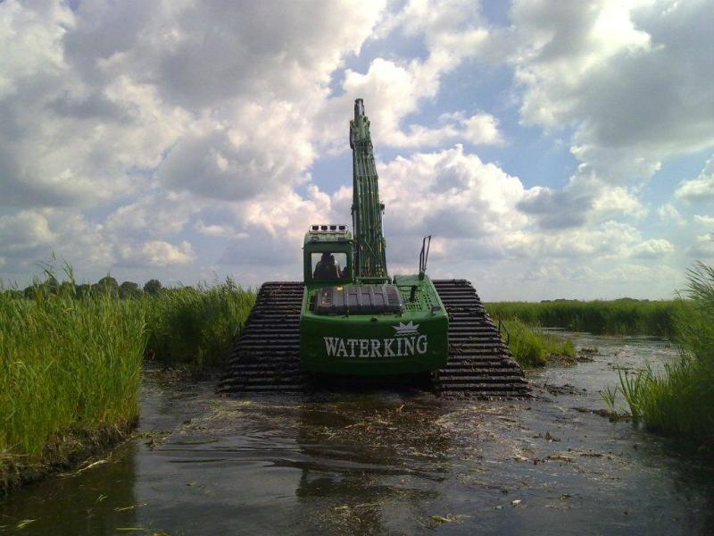 Waterking Amfibik Ekipmanları