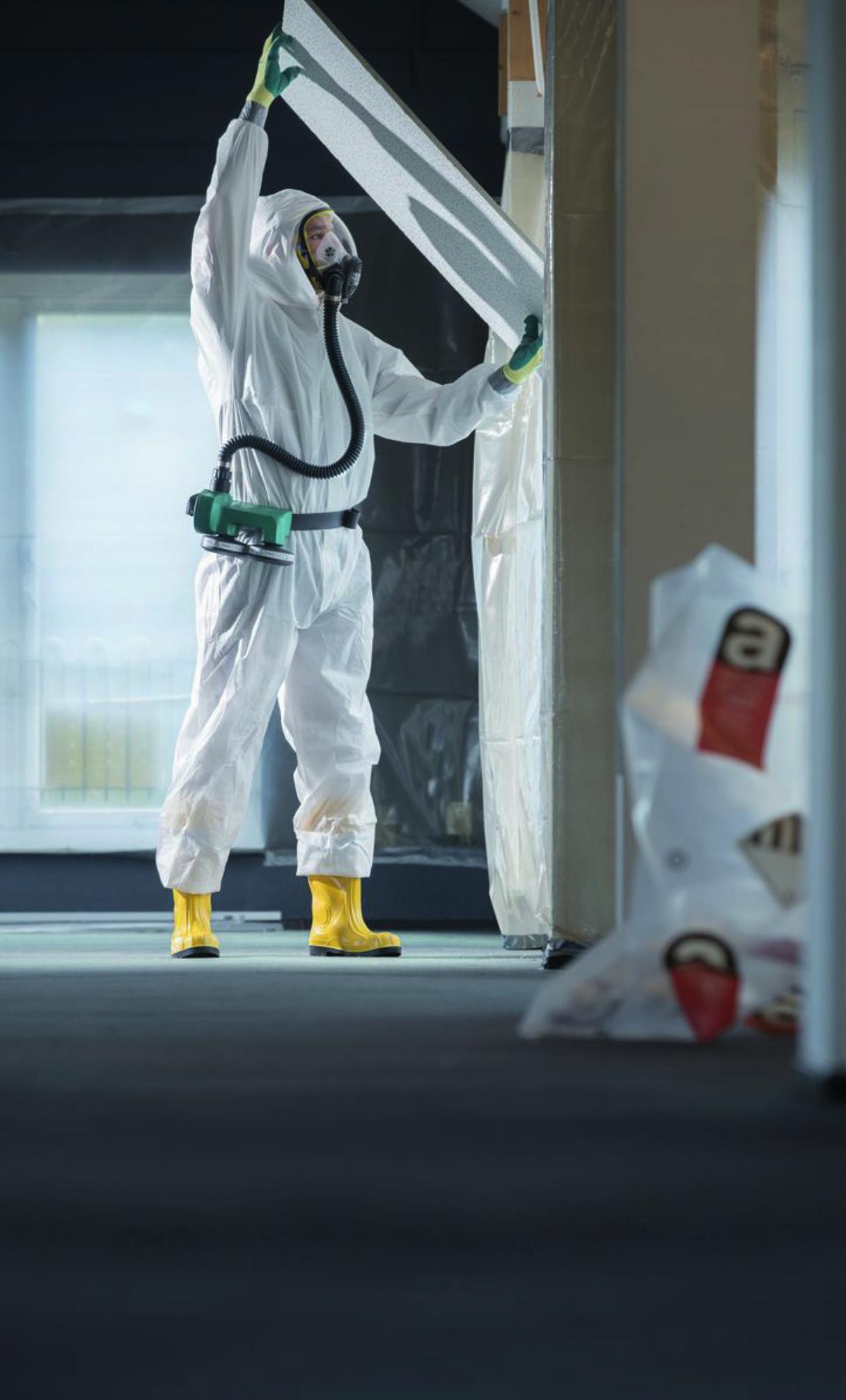 Asbest Söküm Ekipman ve Malzemeleri