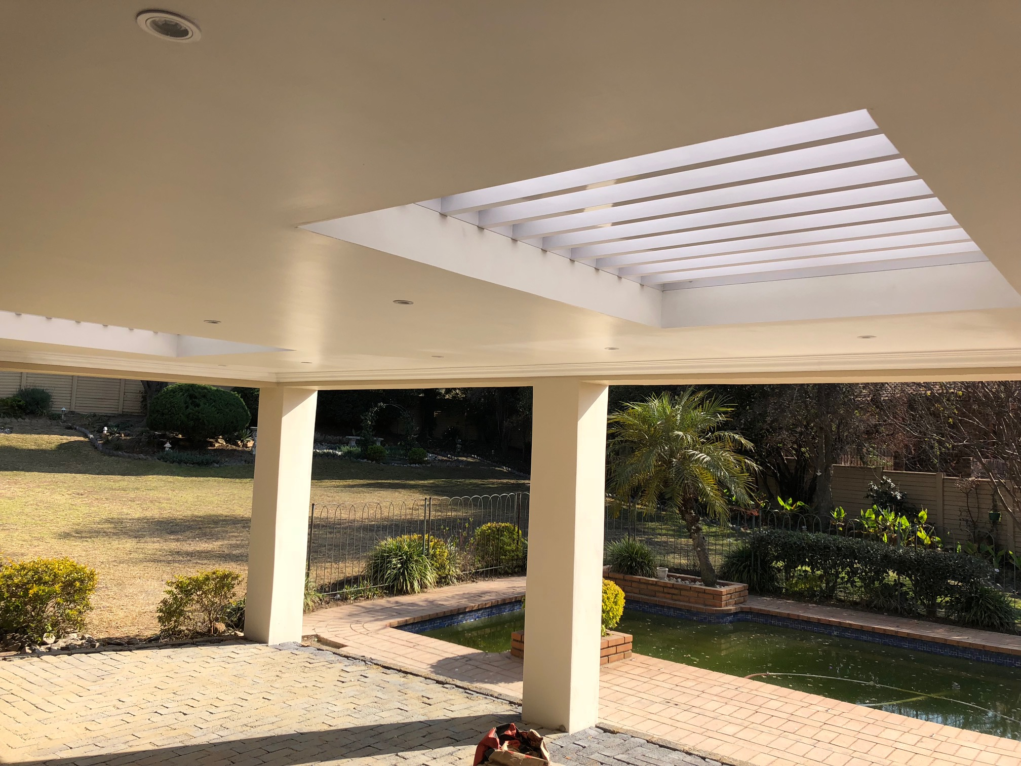 ceiling patio