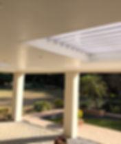skylight patio