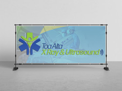 Backdrop for Toa Alta X Ray & Ultrasound
