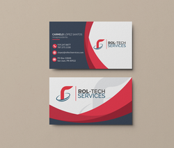 Rol Tech Services Business Cards
