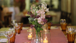 Floral Styling for a Maltby St Popup