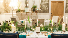 Botanical Top Table