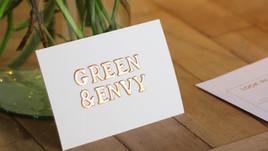 Green & Envy