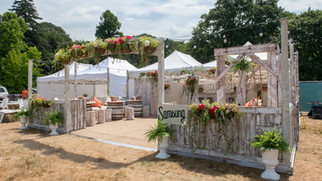 Bright & Rustic for Samsung House Festival
