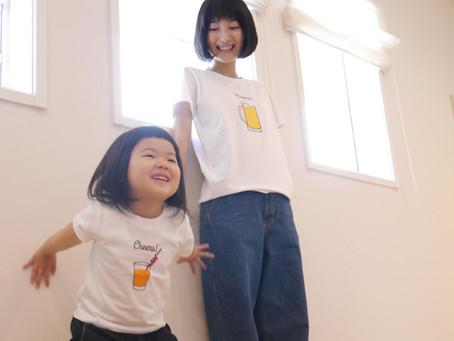 """川西阪急<""""Tie""""-shirt>イベント"""
