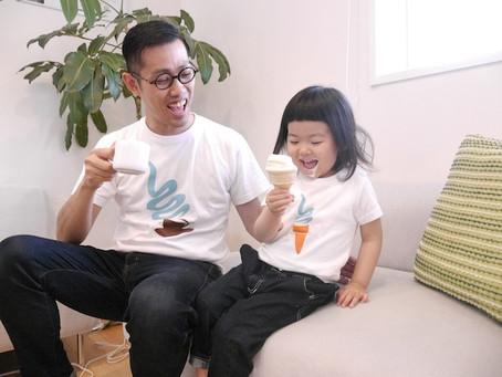 """「ノハナマーケット」で""""Tie""""-shirt販売"""