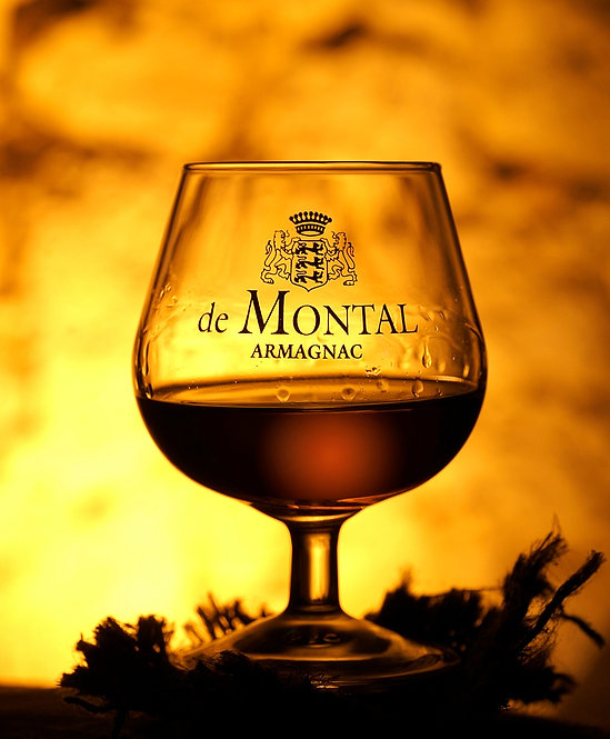 複製<生まれ年のお酒>アルマニャック・ド・モンタル 2010年 200ml