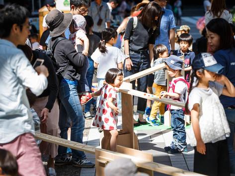 神奈川や大阪府、広島など様々なエリアの催事で展開してきた