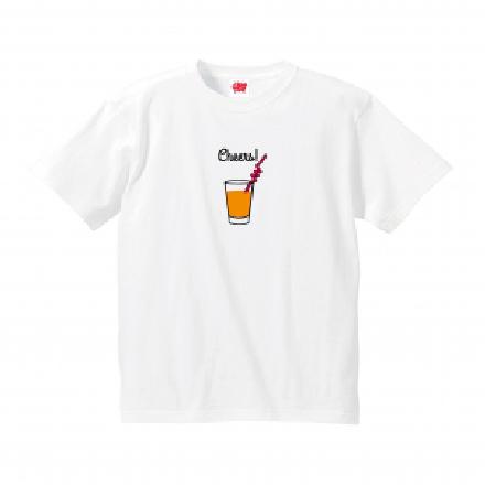 "<""Tie""-shirt>Cheers_kid"