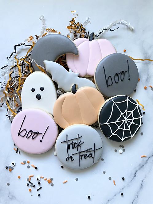 Pastel Halloween Dozen