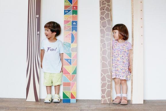 「世界に一つのオリジナル身長計作り」ワークショップのお知らせ