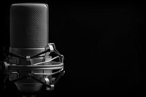 Recording Course Deposit