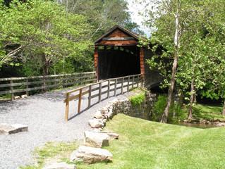 A Covered Bridge for a Unique Venue