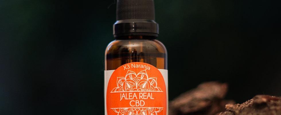 JR Aceite CBD 600mg 3t [Naranja]