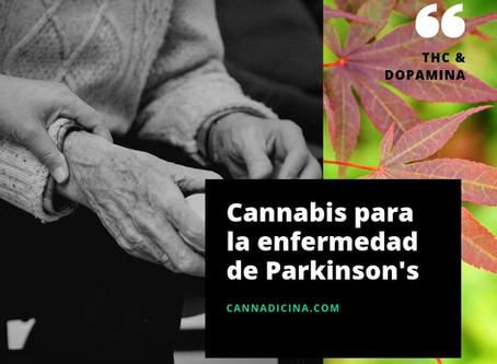 Es necesario THC para tratar Parkinson's