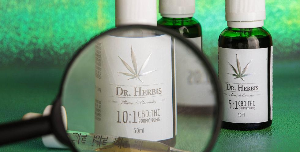 Dr.Herbis 10:1 30ml