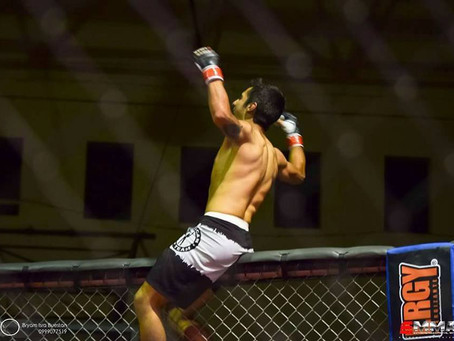 Todo lo que necesitas saber sobre el aceite de CBD para peleadores de MMA