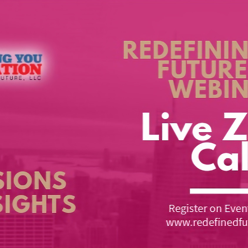 Redefining Your Future July Webinars: Women Transitioning out the Military