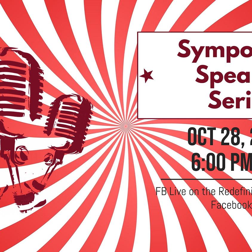 Symposium Speaker Series w/Elis Salamone