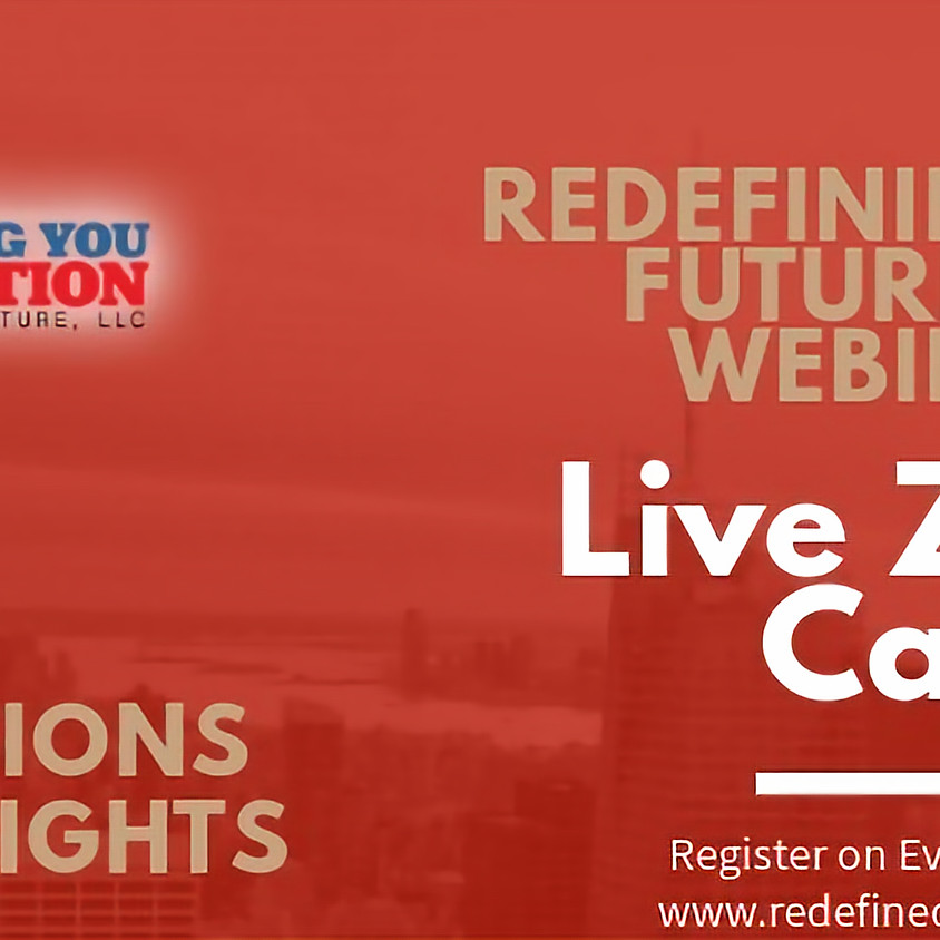 Redefining Your Future July Webinars: Couples Transitioning out the Military