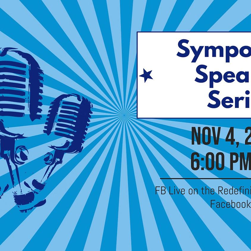 Symposium Speaker Series w/Marcel Wright and Steve Severson