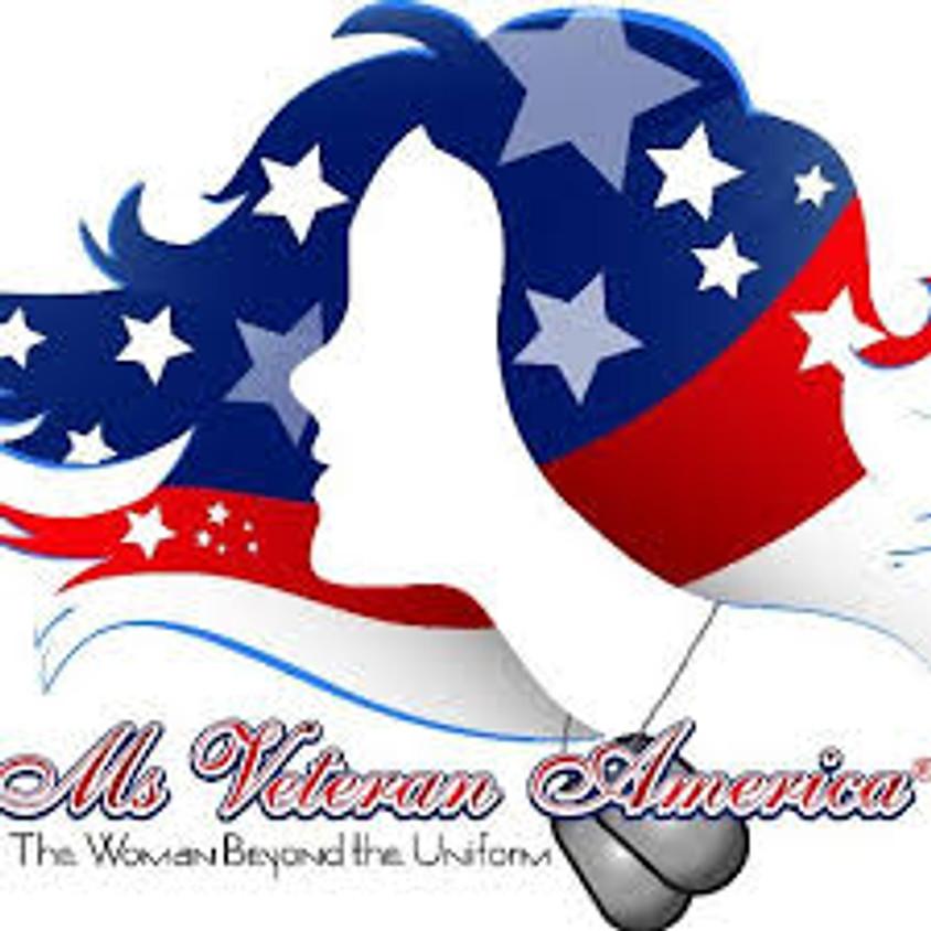 Ms. Veteran America 2020 Competition
