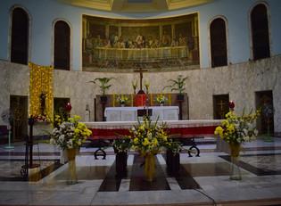 St Pius X College celebrates the feast of St. Gonsalo Garcia
