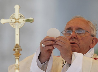 Rector's Message on the Feast of Corpus Christi