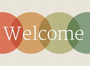 Rector's Welcome Message