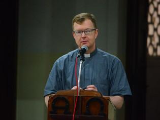 Fr. Hans Zollner SJ - Session on Protection of Minors