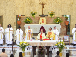 ORDINATIONS TO THE DIACONATE