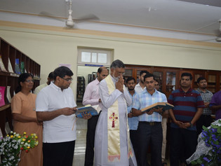 Inauguration of the Library
