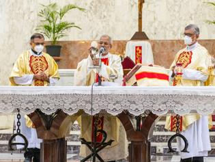 Inauguration of the Seminary Academic Year 2021-2022