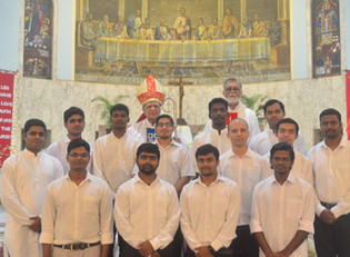 Commissioning of Lectors and Acolytes