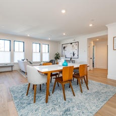302-Living & Dining Area