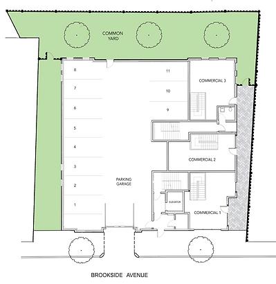 new condos JP, new condos jamaica plain, condo with parking jp, 2 bedroom condos jp, 3 bedroom condo jp, outside yard brookside green