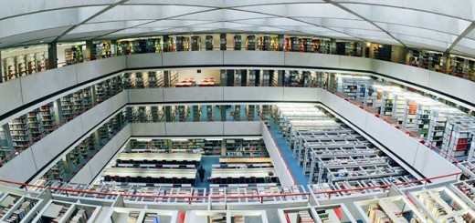 SOAS Library where we researched case law throughout South Asia and Middle East