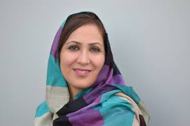 Humaira Rasuli featured in a documentary on women leaders in rule of law in Afghanistan