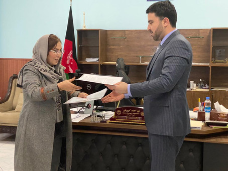 WJO signs MOU with Ministry of Higher Education to end SGBV in higher education