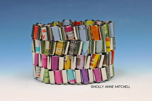 Expired Coupon Bracelet by Holly Anne Mitchell