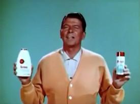Ronald Reagan - Boraxo commercial (1964)