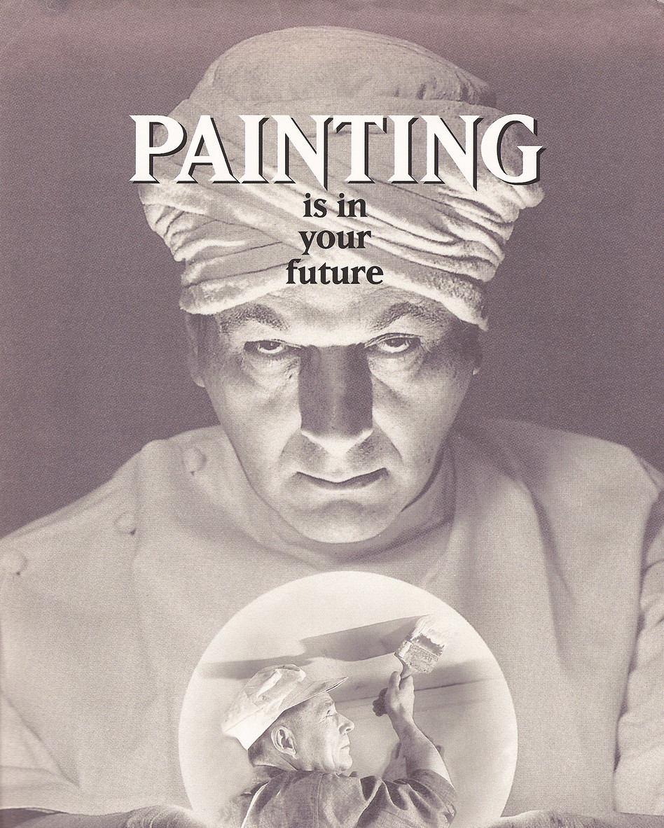 """""""Painting is in Your Future"""" (2021)"""